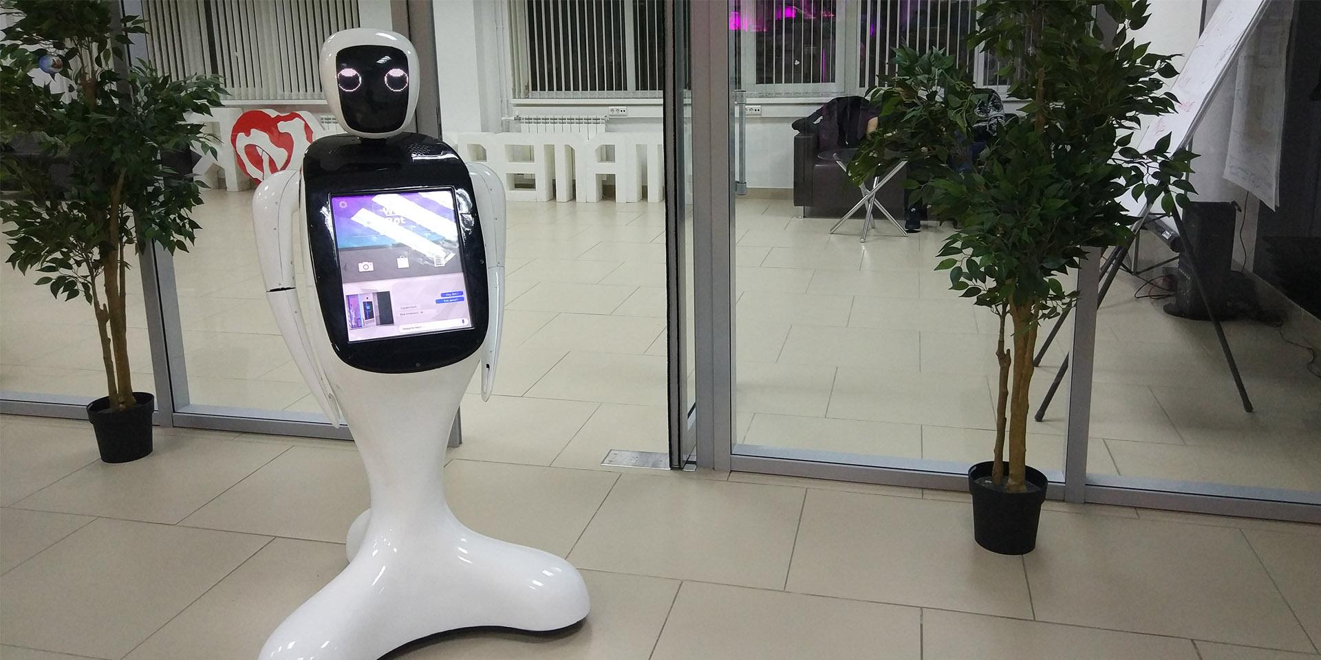 Продажа и аренда роботов